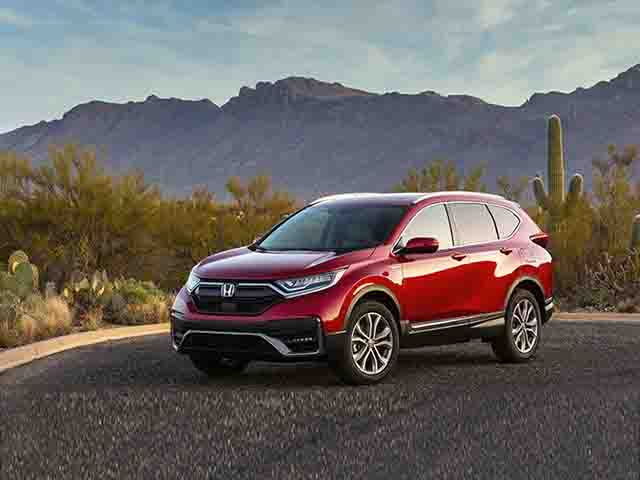 Honda CR-V lọt top xe tốt nhất lịch sử của thương hiệu