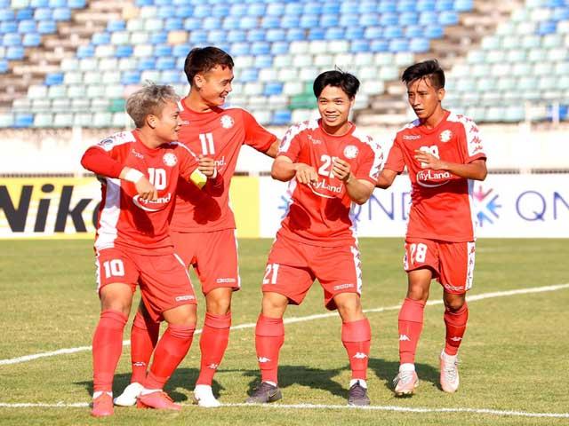 Chờ đội Công Phượng so tài cúp châu Á, V-League lùi ngày trở lại?