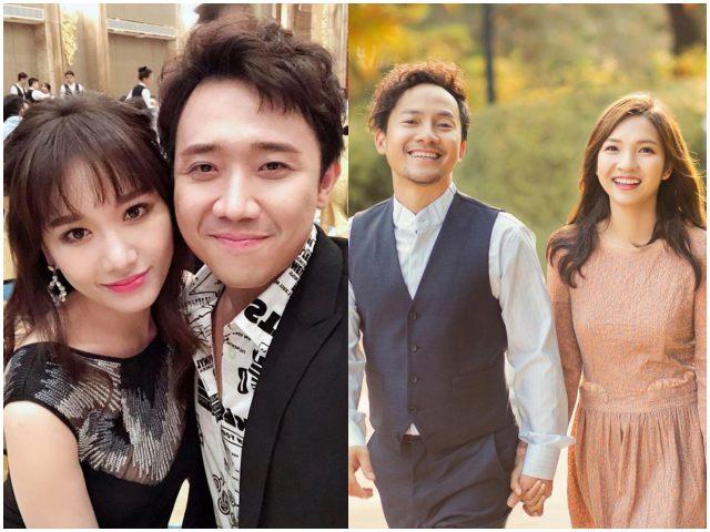 """Tình cũ Trấn Thành - Hari Won: Đinh Tiến Đạt giờ đã """"siêu giàu"""", Mai Hồ ấm êm bên chồng Việt kiều"""
