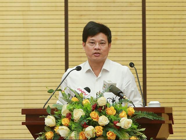Hà Nội: Đề nghị xử lý hàng quán tại cổng bệnh viện vi phạm phòng, chống dịch COVID-19