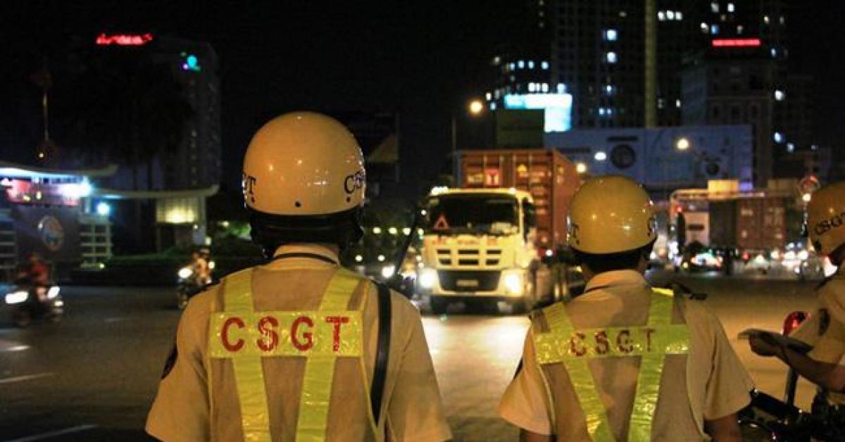 """Vụ CSGT Tân Sơn Nhất bị tố đòi tiền: CSGT vi phạm quy trình công tác, Ban chỉ huy làm việc """"chưa đúng quy định"""""""