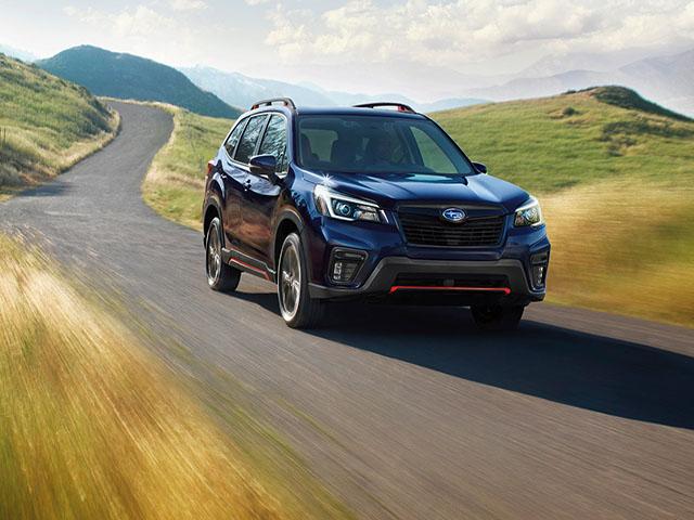 Subaru Forester 2021 ra mắt, nâng cấp trang bị và an toàn, giá từ 598 triệu VND