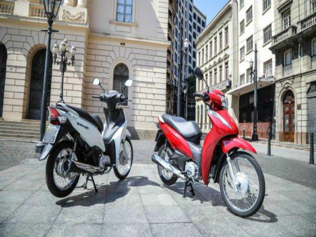 2021 Honda Biz phong cách lai Future và Vision, giá 44 triệu đồng