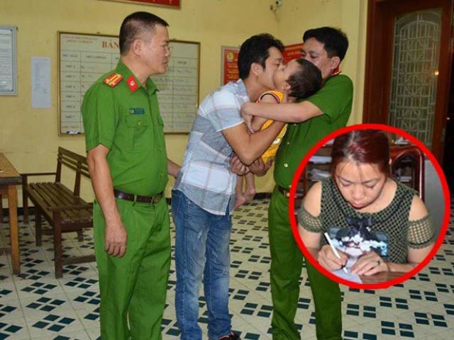 Bất ngờ với tình huống giải cứu bé trai 2 tuổi bị bắt cóc ở Bắc Ninh