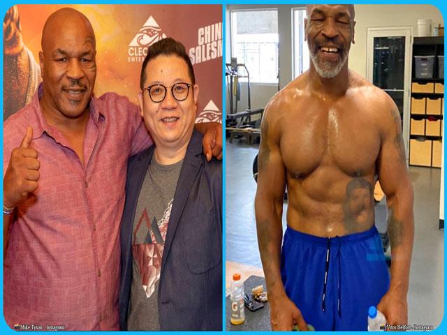 """""""Vua boxing"""" Mike Tyson hé lộ bí quyết giảm tới 60 kg để trở lại sàn đấu"""