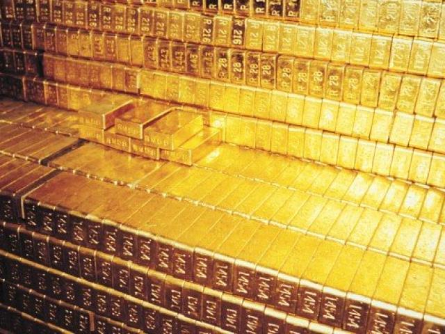 Những kho tiền vàng khổng lồ bất khả xâm phạm trên thế giới