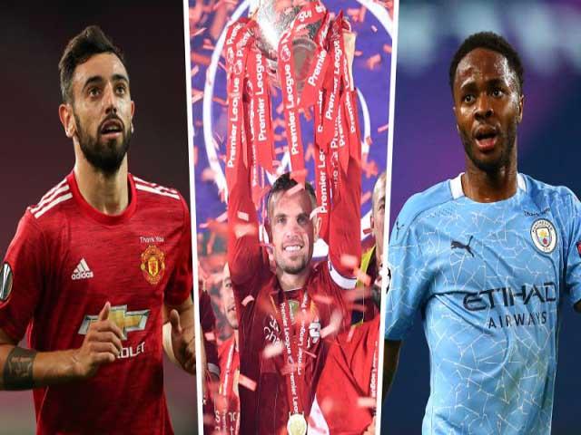 Ngoại hạng Anh 2020/21 rực lửa: Đua song mã Liverpool - Man City hay MU gây sốc?