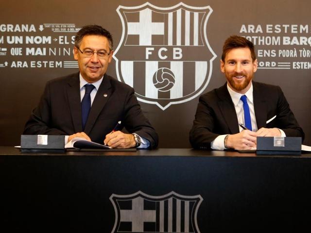 Giật mình Man City: Có thể mất 700 triệu euro nếu mua Messi không được đá