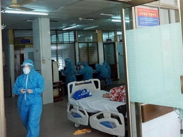 COVID-19: Ca thứ 30 tử vong tại Việt Nam