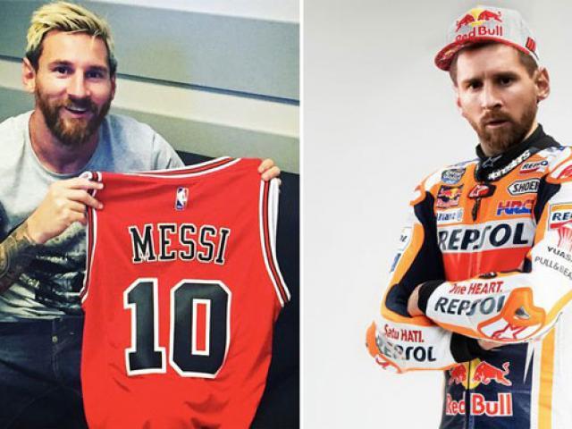Messi đòi rời Barca khiến thế giới xôn xao: Chơi bóng rổ, đua xe hay sang Việt Nam?