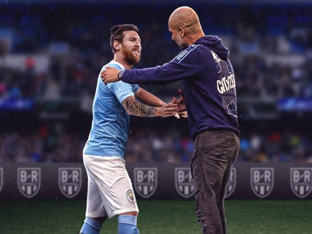 """Dân mạng chế ảnh những bến đỗ """"trong mơ"""" nếu Messi rời Barcelona"""