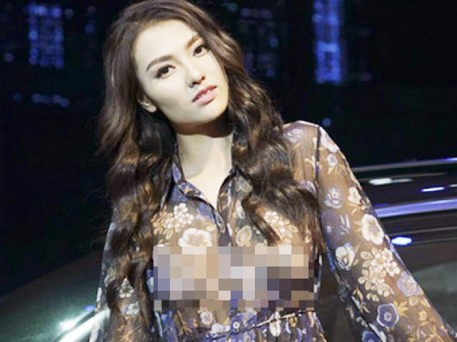 Người mẫu Hà thành gây náo loạn thảm đỏ liên hoan phim quốc tế là ai?