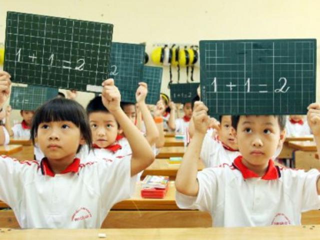 Bộ GDĐT chấn chỉnh các khoản thu đầu năm học 2020-2021