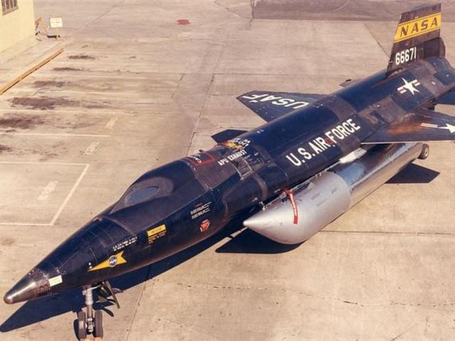 Huyền thoại máy bay nhanh nhất thế giới của NASA, gấp 7 lần tốc độ âm thanh