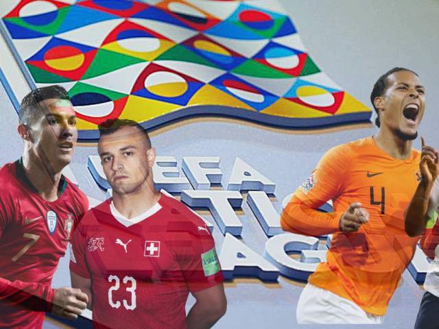 Lịch thi đấu bóng đá các đội tuyển châu Âu - UEFA Nations League 2020/2021