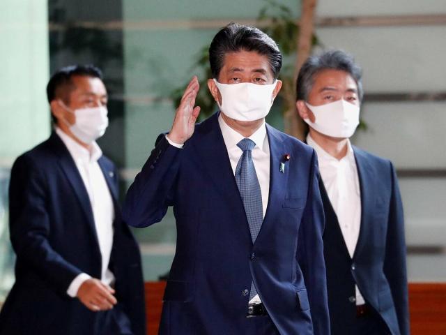 Phản ứng của thế giới trước tin Thủ tướng Abe từ chức