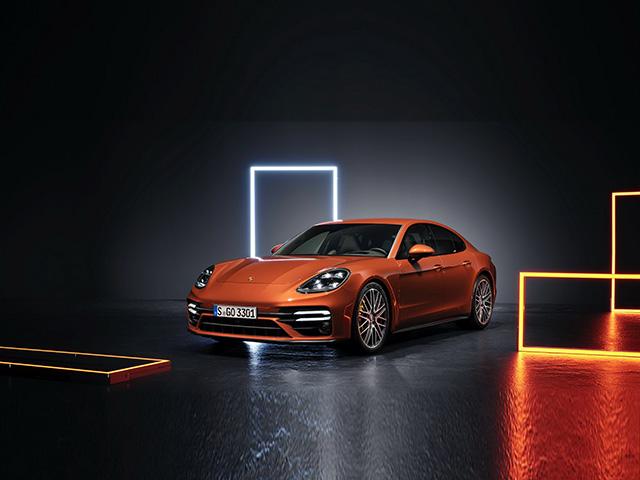 Porsche Panamera 2021 chính thức trình làng, giá từ 2,5 tỷ VND