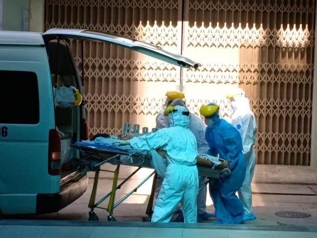 Bệnh nhân 1040 tử vong: Cách ly 1 thôn, hỏa táng thi thể