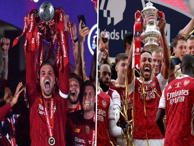 """Nhận định bóng đá Arsenal – Liverpool: Phép thử """"nhà Vua"""" (trận Siêu cúp Anh)"""