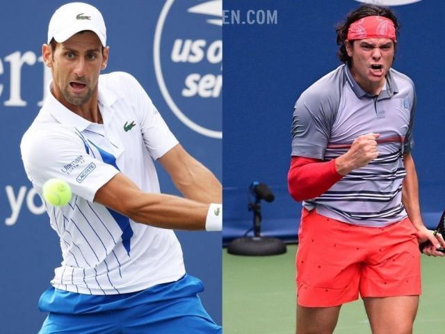 Video tennis Djokovic - Raonic: Ngược dòng kỳ tích, vinh quang chói lọi (chung kết Cincinnati Masters)