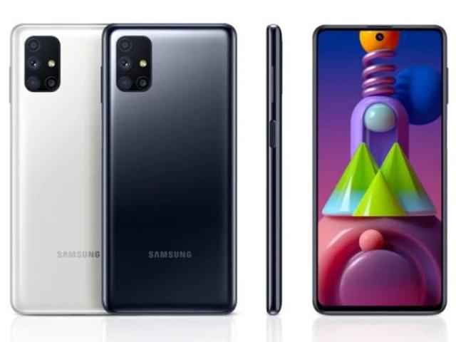 Samsung lặng lẽ trình làng Galaxy M51 pin khủng, giá hấp dẫn