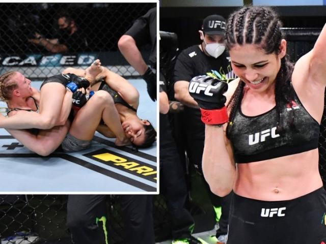 Đả nữ MMA một mình đánh cướp tơi bời, có chiến thắng vang dội ở UFC