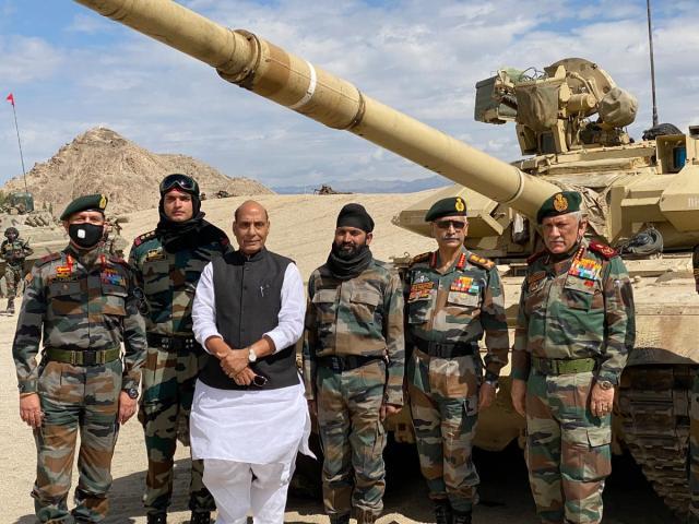 Ấn Độ: 3 ngày 3 lần quân đội TQ kéo tới chiếm tiền đồn biên giới