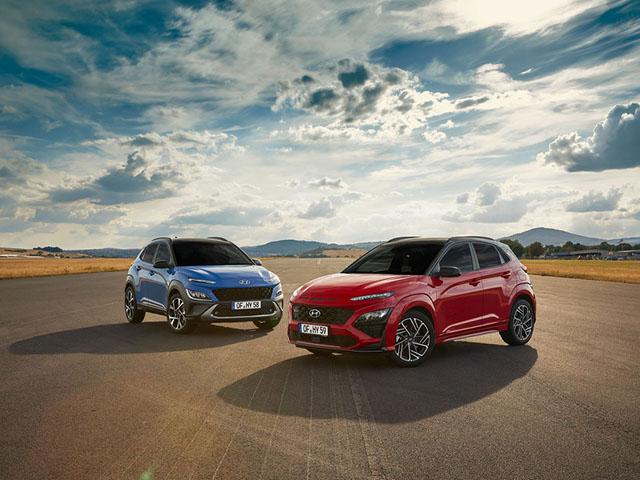 Hyundai Kona 2021 chính thức trình làng, nhiều nâng cấp đáng chú ý