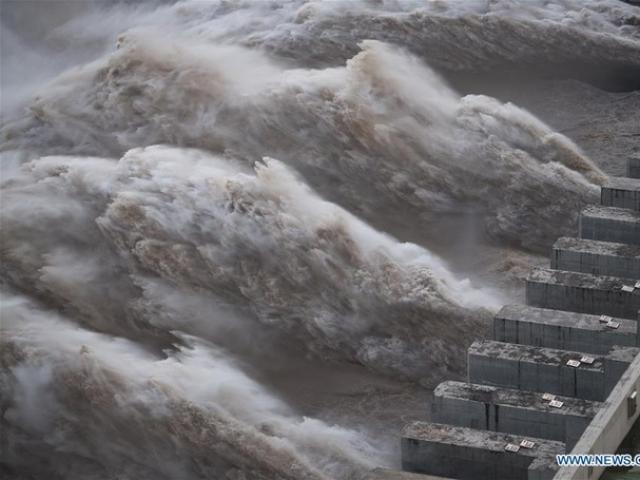 TQ: Chính thức công bố thiệt hại do lũ trên sông Dương Tử, tồi tệ nhất kể từ năm 1998