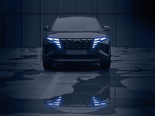 """Hyundai tiếp tục """"nhá hàng"""" Tucson 2021 trước thềm ra mắt chính thức"""