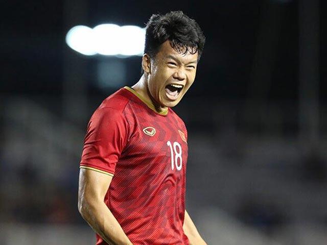 HLV Park Hang Seo có gợi ý bất ngờ cho vị trí trung phong ở tuyển Việt Nam