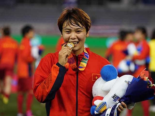 Người hùng đội tuyển nữ Việt Nam chính thức sang châu Âu thi đấu