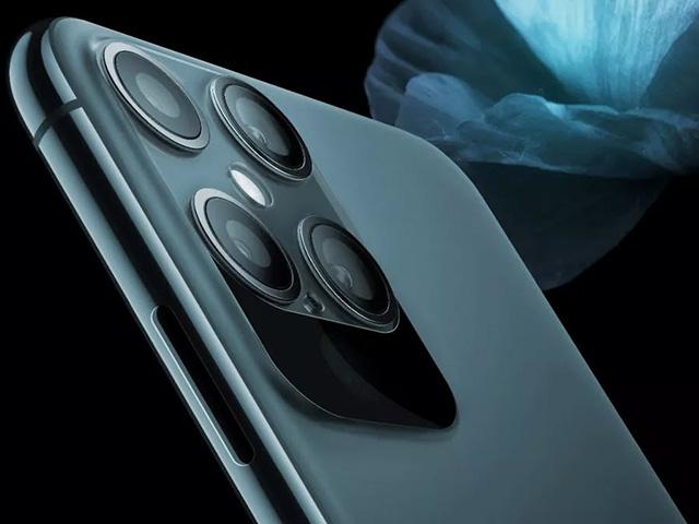 Sau LiDAR, iPhone sẽ chụp ảnh lên đỉnh với khả năng này