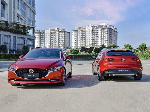 Giá xe Mazda3 lăn bánh mới nhất tháng 9/2020