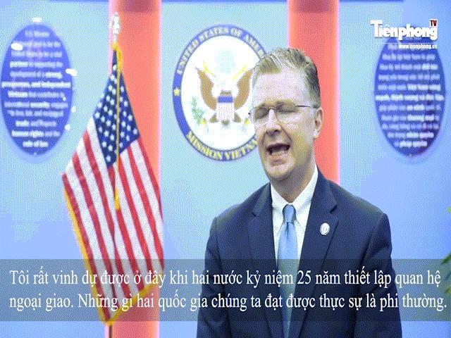 Đại sứ Mỹ tại Việt Nam: Có một sự thay đổi lớn diễn ra trên biển Đông