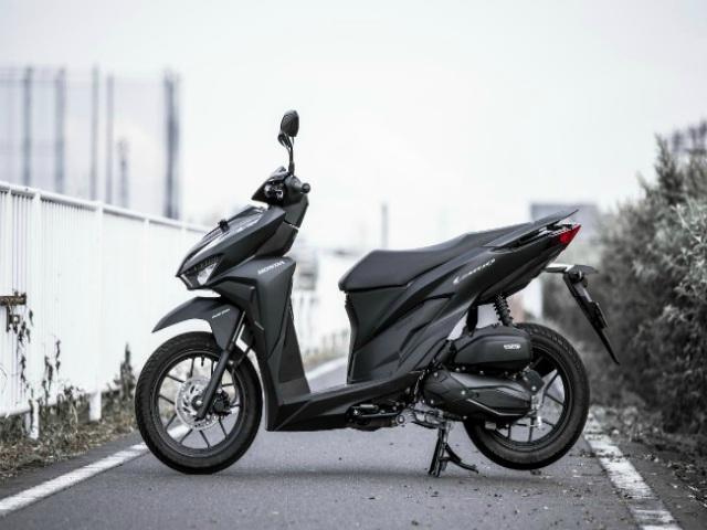 Honda Vario 125 bản đen nhám, đốn tin cánh mày râu