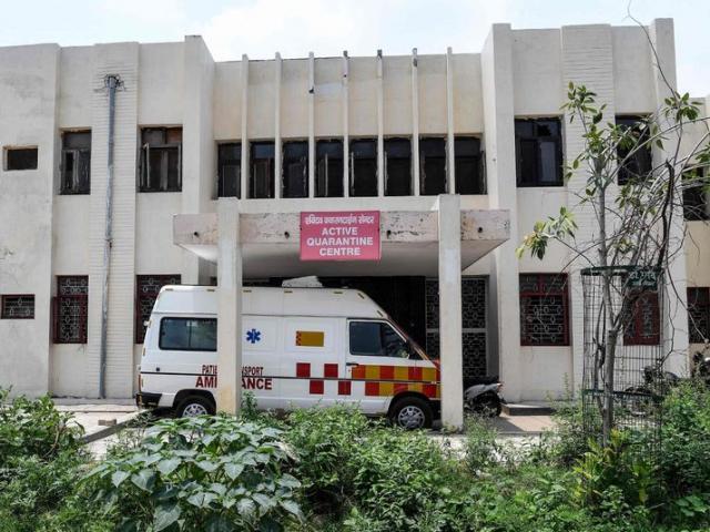 Ấn Độ: Cô gái nhiễm Covid-19 bị cưỡng hiếp trong xe cấp cứu