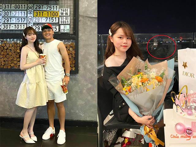 """Huỳnh Anh được Quang Hải tổ chức sinh nhật, kèm lời chúc """"vợ yêu"""" ngọt ngào sau tin đồn rạn nứt"""