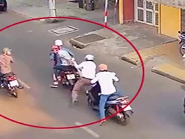 Trinh sát đặc nhiệm bắt nhóm dàn cảnh va quẹt gây 6 vụ trộm cắp ở Sài Gòn