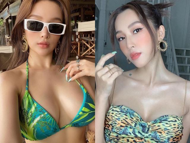 3 hot girl có quan hệ đặc biệt với Tuấn Hưng đẹp mơn mởn khiến gái 20 chạy dài