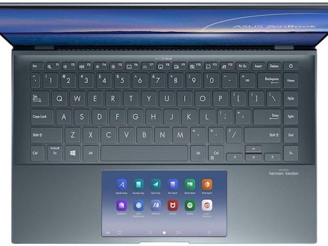 Asus trình làng loạt laptop siêu mỏng nhẹ, chạy vi xử lý Intel Core i thế hệ 11