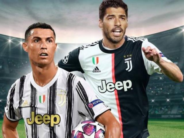 Juventus mua Suarez từ Barca: Lộ ngày siêu sao sang Ý trợ chiến Ronaldo