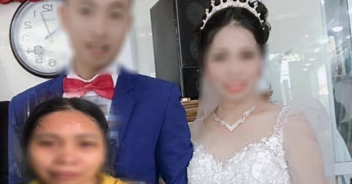"""Thêm đám cưới đũa lệch """"gây bão"""" MXH, chú rể 27 tuổi cưới cô dâu 47 tuổi"""