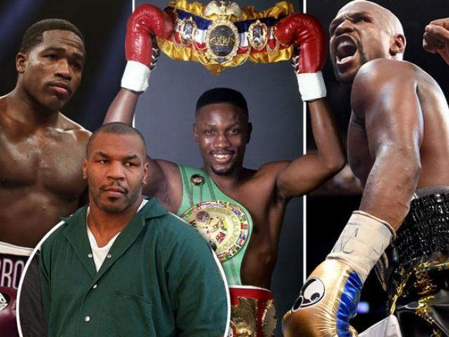 """SAO Boxing """"vào tù ra tội"""": Mike Tyson, Mayweather phải sợ """"ông trùm"""" này"""