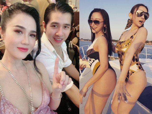 """Dàn chị gái cực phẩm của sao Việt: Độ sexy không ai qua nổi chị gái """"nữ hoàng nội y"""""""