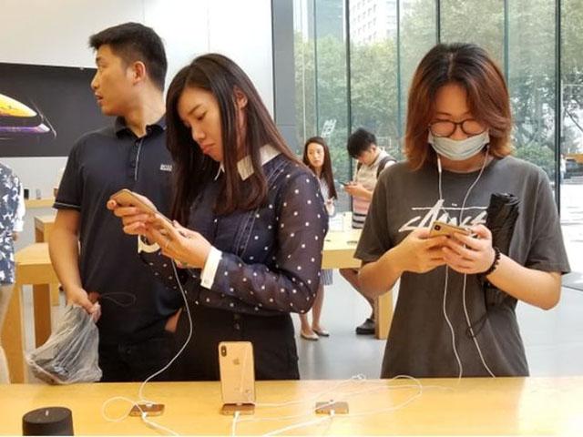 Người Mỹ đang khôn hơn Trung Quốc trong việc mua sắm iPhone?