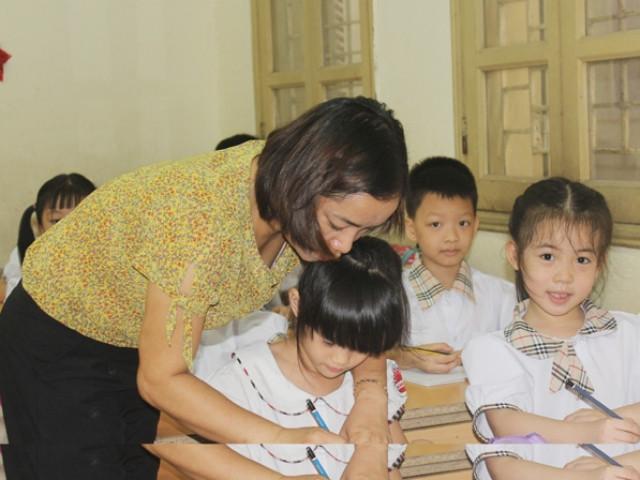 Thấy gì sau 1 tuần học sách giáo khoa lớp 1 chương trình giáo dục phổ thông mới?