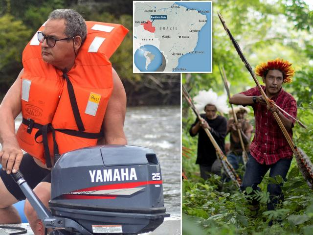 Brazil: Cố gắng tiếp cận bộ lạc nguyên thủy, chuyên gia bị trúng tên tử vong