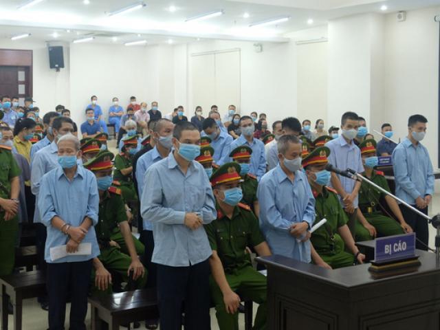 Vụ Đồng Tâm: Toà tuyên 2 án tử hình