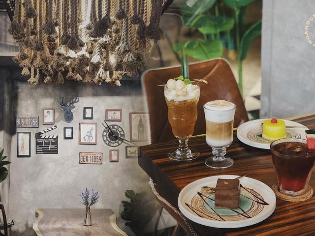 """Những tiệm cà phê đẹp mê li nhất để hội """"sống ảo"""" hẹn hò đầu năm học"""